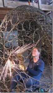 afbeelding expositie Ruud van der Beele