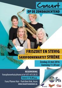 FP Poster concert syrene