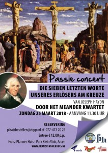 FP Poster passieconcert