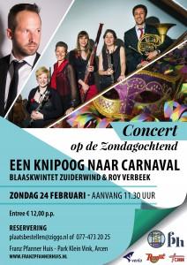 FP poster Concert carnaval
