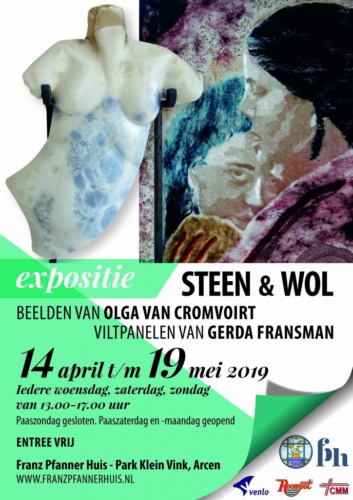 FP Expositie Steen & Wol NL