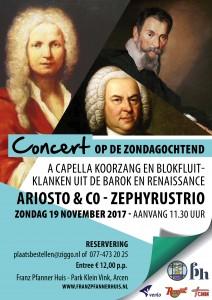 FP flyer concert Zephyrus A5
