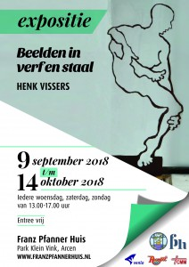 FP tentoonstelling Henk Vissers A5
