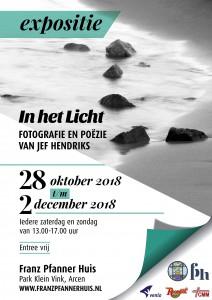 FP tentoonstelling Jef Hendriks A5 NL