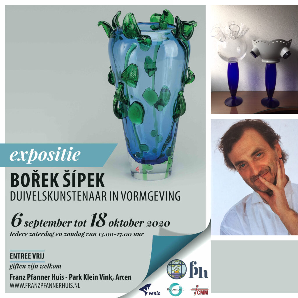 Bořek Šípek, duivelskunstenaar in vormgeving
